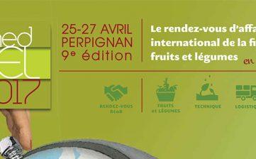Participation au MEDFEL du 25 au 27 avril 2017 à Perpignan